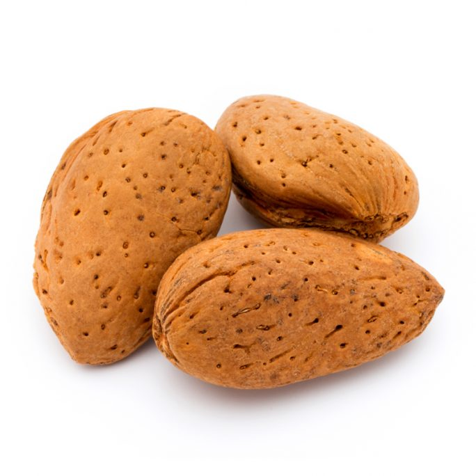 Almond in Shell