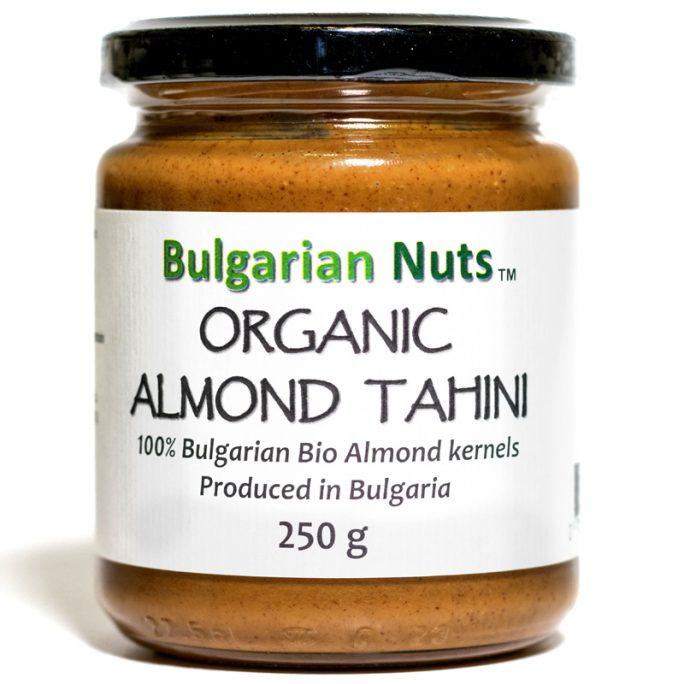 Organic-Almond-Tahini-Bulgarian-nuts