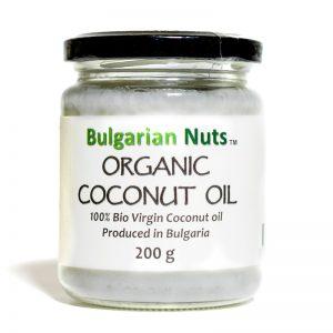 Organic-Coconut-Оil-Bulgarian-Nuts