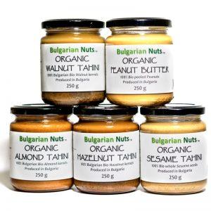 Tahini (Nut Butters)